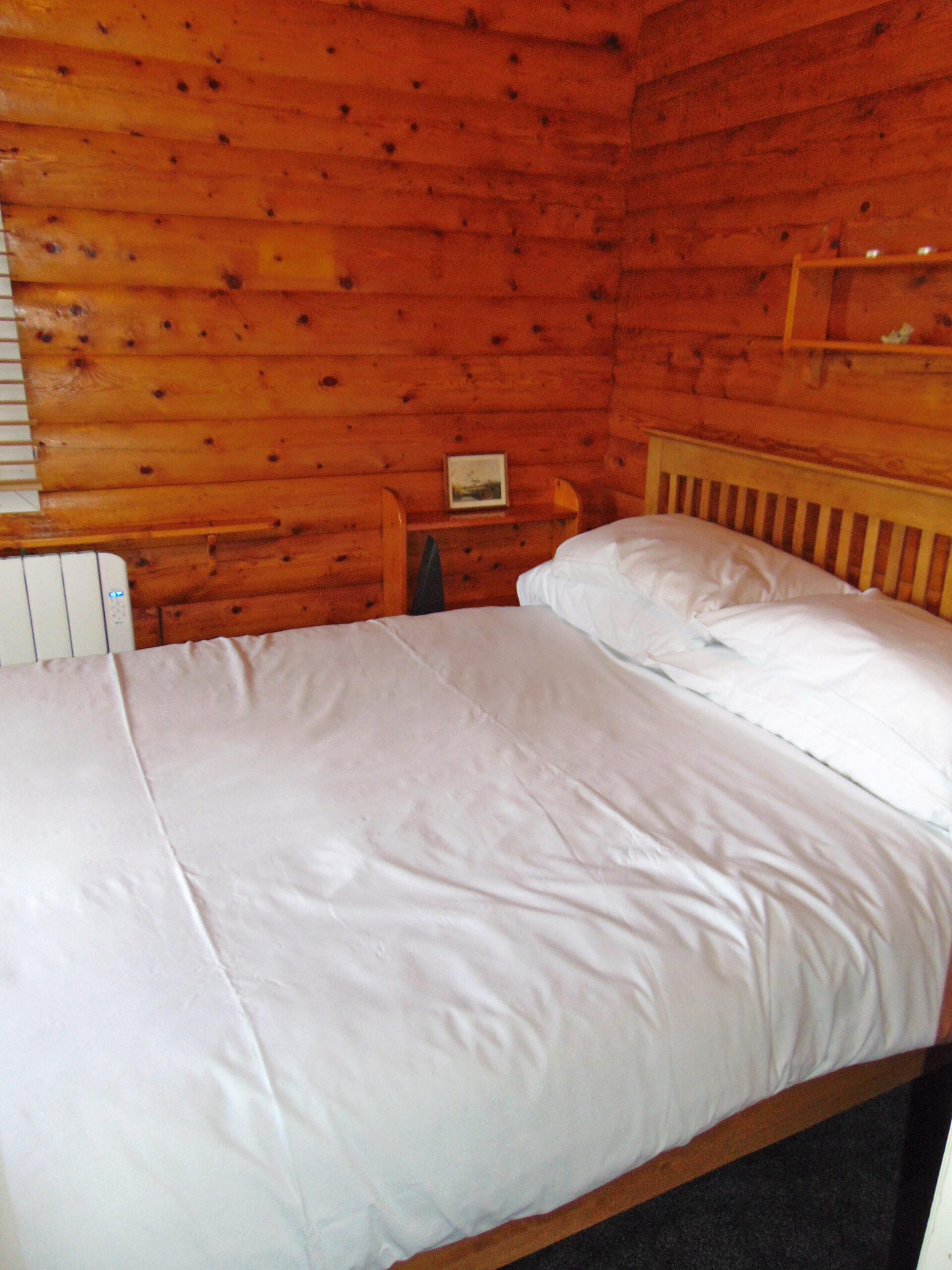 Crisp Double Bedroom