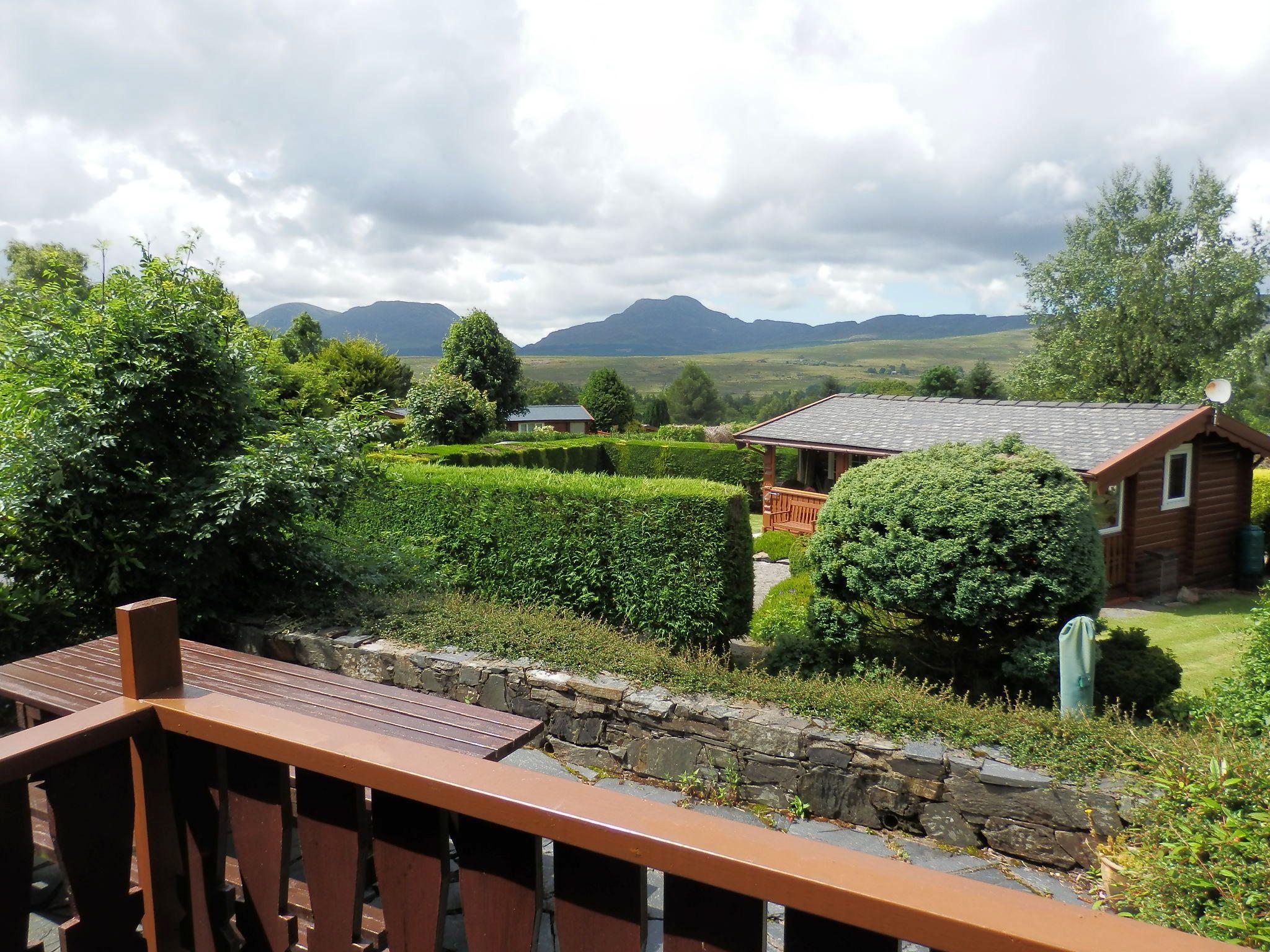 Welsh Mountain Views