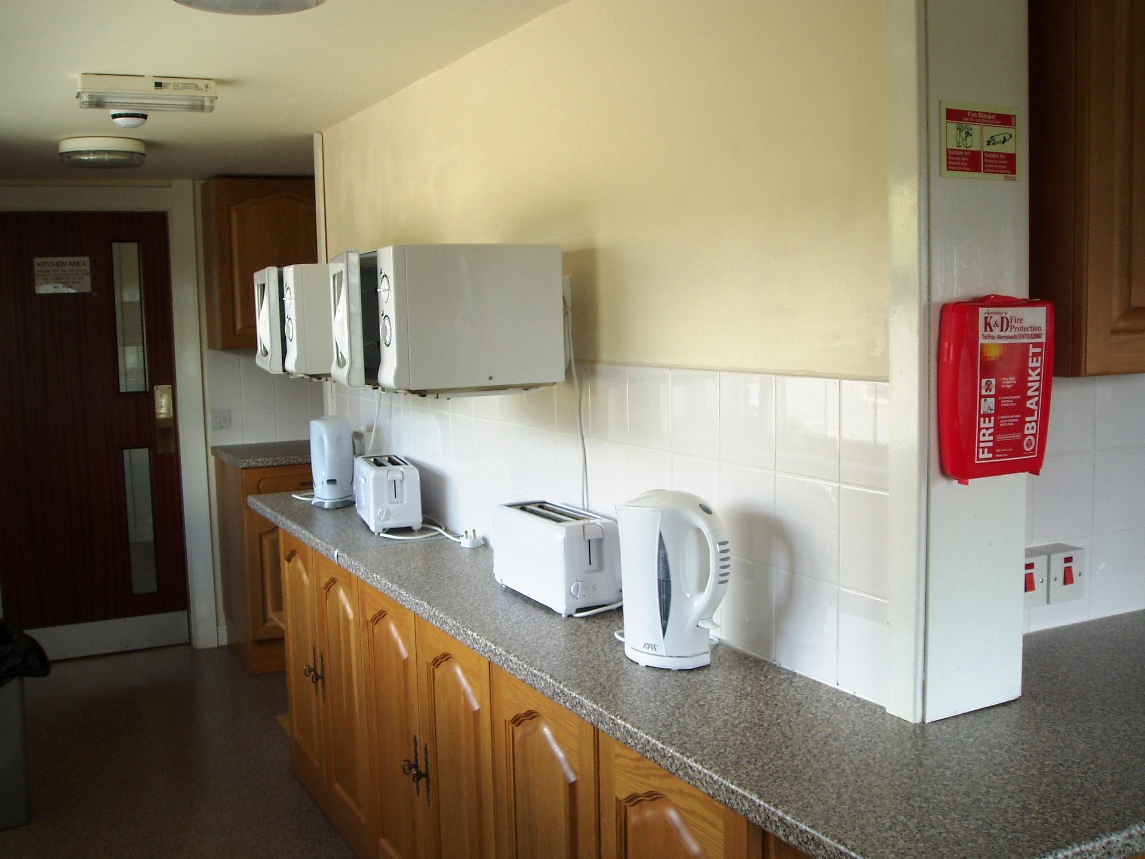Cosy Communal Kitchen