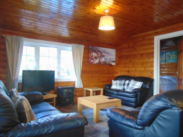 Wood Panelled Lounge