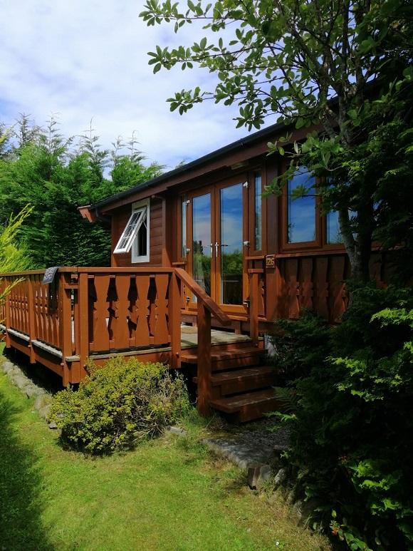 Cabin 126 Exterior